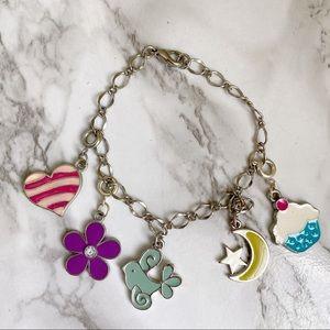 🎉5/20 SALE🎉 cutie patoootie charm bracelet